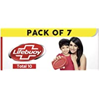 Lifebuoy Total10 Soap 125 g (Pack of 7)