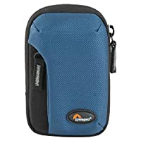 Lowepro Tahoe 10Blue, LP36320(Pouch with front Pocket and Zipper for Compact Camera. Size (int.):
