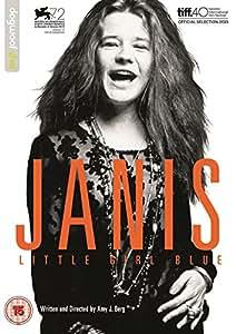 Janis: Little Girl Blue [DVD]
