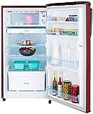 Haier 170 L 3 Star Direct Cool Single Door Refrigerator(HRD-1703SR-R/HRD-1703SR-E, Burgundy Red)