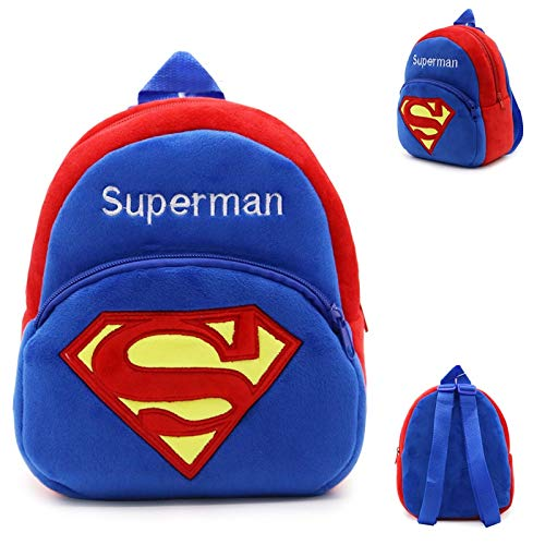 Plush Backpacks - Animal Plush Backpack Baby Toy School Bag Kids Outdoor travel Pack Student Kindergarten Soft Backpack - by Timothy - 1 PCs -