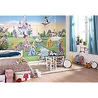Amazon Fr Papier Peint Princesse Disney Cuisine Maison