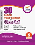 #9: 30 Mock Test Series for Olympiads/Foundation/NTSE Class 6 - Science, Maths, English, Logical Reasoning, GK & Cyber
