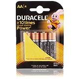 Best Kitchen Lightings - Duracell Batteries- AA, 4 pcs Pack Review