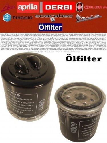 Preisvergleich Produktbild Original Ölfilter Piaggio Aprilia Sport City Cube 200