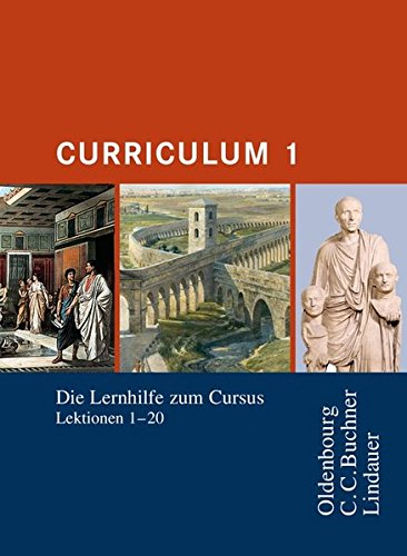 Curriculum 1: Lernhilfe (Lektionen 1-20)