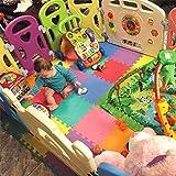 Box bambini baby box Box per Bambini Sicurezza Barriera Giochi Protezione indoor outdoor con 14 Pannelli