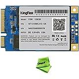 KingFast 1310MCJ15-120 mSATA Disco duro sólido interno SSD de 128 GB, 6 GB / s, MLC, garantía (tres años)