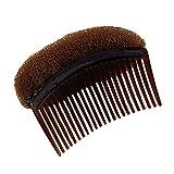 2PCS Frauen Mädchen Haar Styling Einsatz Haar Clip Stick Dutt Styler Braid Maker Friseur Haar Bump bis Kamm Haar Zubehör Werkzeuge