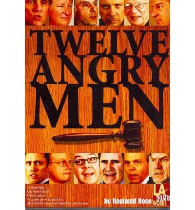 [(Twelve Angry Men)] [Author: Reginald Rose] published on (August, 2006)