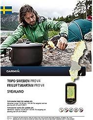 Garmin Friluftskartan PRO v4 Svealand, 010-12046-00 (Svealand DVD & microSD/SD)