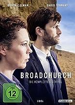 Broadchurch - Die komplette 1. Staffel [3 DVDs] hier kaufen