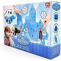 Disney–fr99904F–Set Castello di sabbia Regina delle Nevi