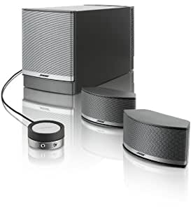 bose companion 5 multimedia lautsprecher system computer zubeh r. Black Bedroom Furniture Sets. Home Design Ideas