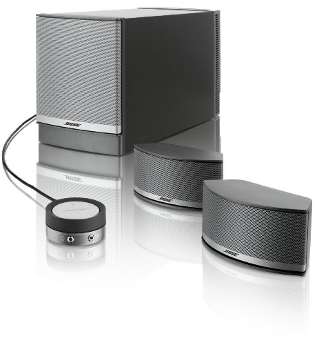 Bose Companion 5 - Sistema de altavoces multimedia