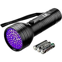 LE Torcia portatile UV Raggi ultravioletti, 51