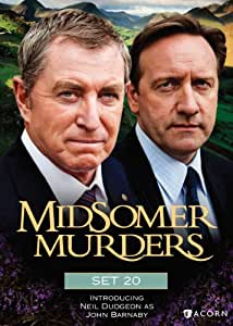 Midsomer Murders Set 20 [DVD] [Region 1] [US Import] [NTSC]