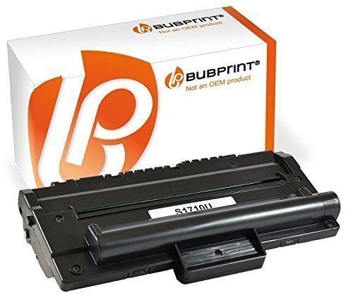 1710 Drucker (Bubprint Toner kompatibel für Samsung SCX-4100D3/ELS ML-1710D3/ELS für ML-1410 ML-1510 ML 1710 SCX-4016 SCX 4100 SCX-4216F SF-560 SF-565P Schwarz)
