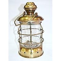 Lámpara de barco de latón de 25,4 cm ~ Maritima ~ decoración náutica para
