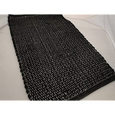 Pogo 21 tappeti tappeto tessuto a mano marchi Paulig collezione 60 x 40 cm kuheiga ZERBINO lana