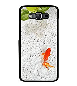 ifasho Designer Phone Back Case Cover Samsung Galaxy On7 G600Fy :: Samsung Galaxy Wide G600S :: Samsung Galaxy On 7 (2015) ( I Love You Red Art )