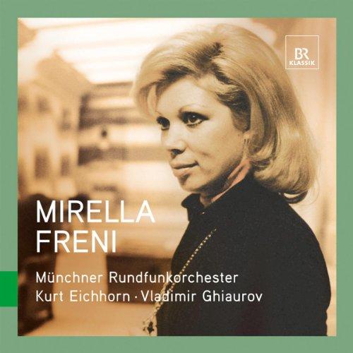 Mirella Freni, Soprano