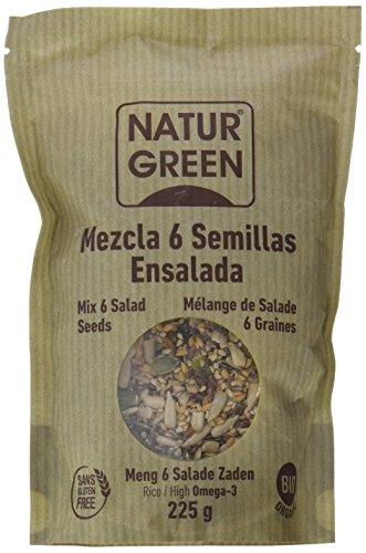 NaturGreen Mezcla 6 Semillas Ensalada