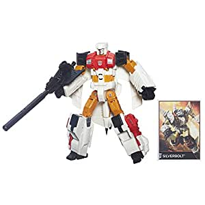Transformer Generations Voyager Class - Silver Bolt, Multi Color