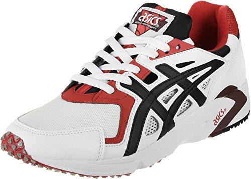 Asics Tiger Gel DS Trainer OG Schuhe White/Black