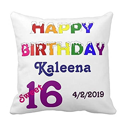 Happy 33rd Birthday Nutcracker 18*18 pillow Case
