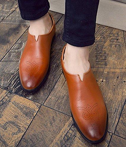 Insun , Herren Bootsschuhe Hautfarben