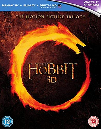 The Hobbit Trilogy Region Free UK UV Edition Not Available