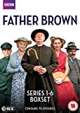 Father Brown: Series 1,2,3,4,5 & 6 (BBC) [Official UK Release] [20 DVDs] [UK Import]