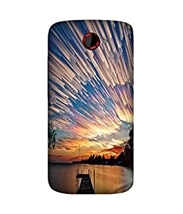 Star Fall HTC One S Case