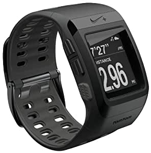 TomTom Nike+ SportWatch GPS Noire/Anthracite (1JA0.054.01)