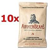 AirmenBeans Airmen Beans 10x Kaffee Pastillen Guarana 210 St, 10xDE1001