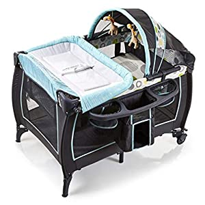 YYLVM Baby Bath And Dresser ,Baby Changing Table Baby Massage Table Large Storage Space Nursing Station Replace Mats   5