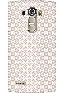 AMEZ LG G4 High Quality Printed Back Case (Cool Pattern8)