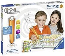 """tiptoi® Starter-Set: Stift und Erste Zahlen-Buch: tiptoi® Stift mit Aufnahmefunktion und Buch """"Erste Zahlen"""""""