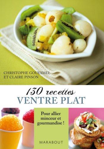 130 recettes ventre plat (Poche t. 2922)