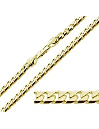 d9337ff1d0852 CJoL - 9ct Gold Plated on Sterling Silver Mens 9