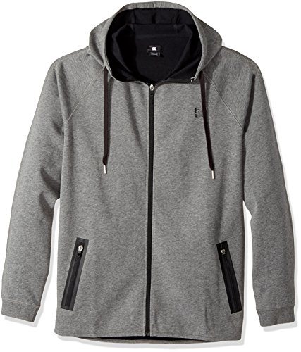 DC -  Felpa con cappuccio  - Uomo Charcoal Heather