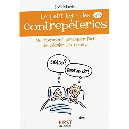 Petit livre de - Contrepèteries n° 3 (LE PETIT LIVRE)