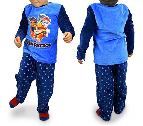 comprar online el precio se mantiene estable proveedor oficial 1789 Pijama de terciopelo para niños con motivo de la ...
