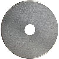 Fiskars 9737 - Cuchilla para cizalla rotatoria, titanio, diámetro de 45 mm, diseño tradicional