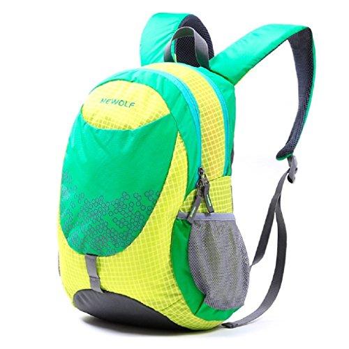 Preisvergleich Produktbild Kinderauensporttasche Reiserucksack Urlaubsreisen ultraleichte gemeinsame f¨¹r Jungen und Mdchen Sch¨¹ler Umhngetasche