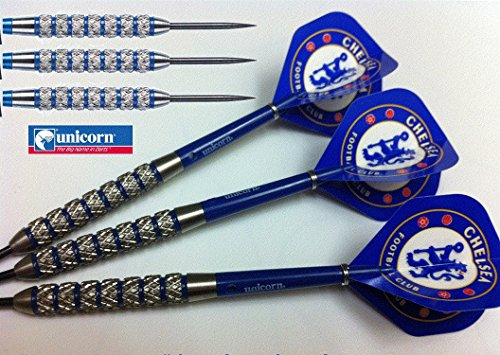 superb-28g-blue-ring-chelsea-blues-tungsten-darts-set-inc-stems-flights