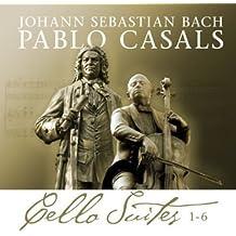 Bach Cello Suites 1-6