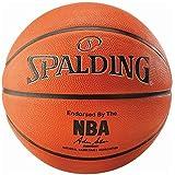 Spalding NBA Silver Outdoor SZ.7 (83-494Z) orange