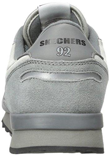 Skechers Originals Retros Cormac Relaxed Fit Cormac Fashion Sneaker charcoal/gray